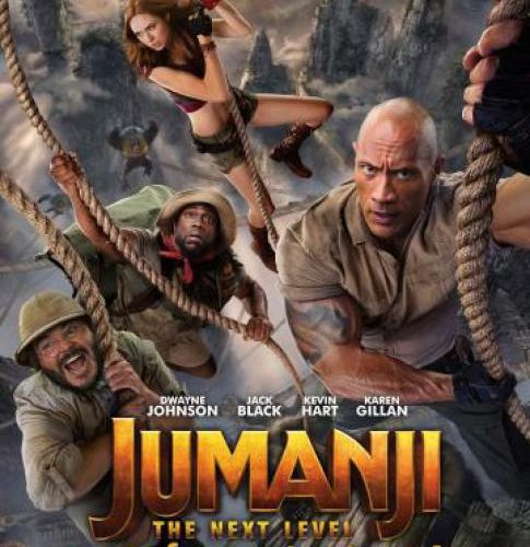 Jumanji: The Next Level – เกมดูดโลก ตะลุยด่านมหัศจรรย์